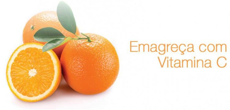 Vitamina C emagrece