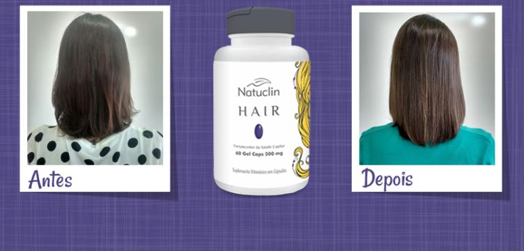 Natuclin Hair | Resultados