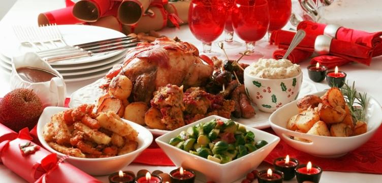 Quantidade de Alimentos e Bebidas para as Festas de Fim de Ano