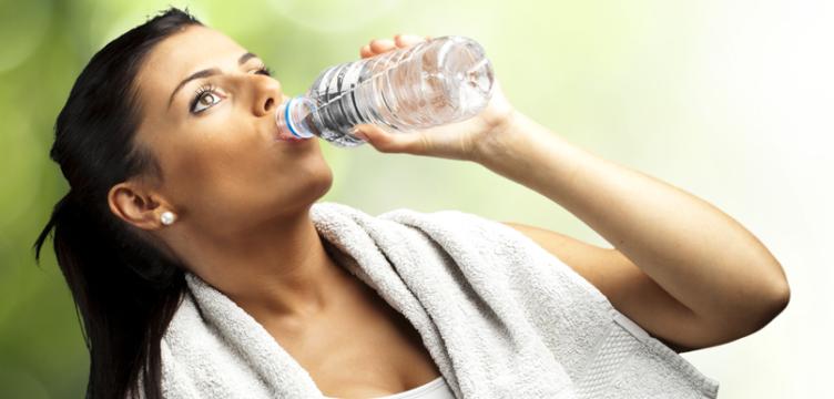 Hidratação Antes, Durante e Após a Atividade Física