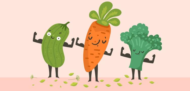 Benefícios da Dieta Vegetariana