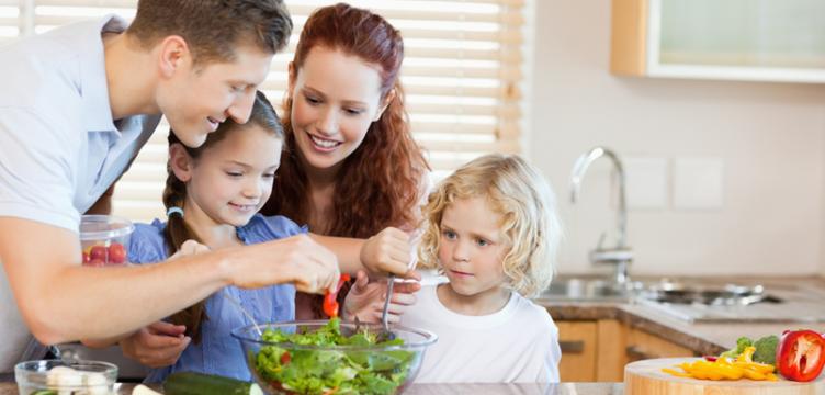 Importância dos Pais na Formação de Hábitos Alimentares na Infância