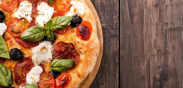Dia da Pizza – 2 receitas de massa saudáveis