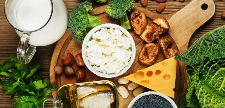 A importância do cálcio para o organismo