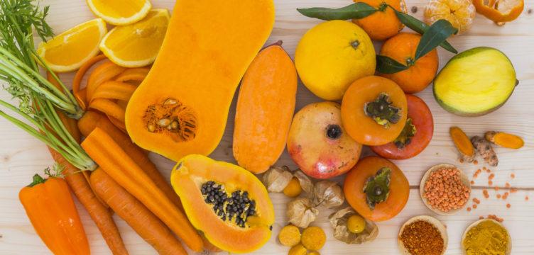 Alimentos que auxiliam no bronzeamento da pele