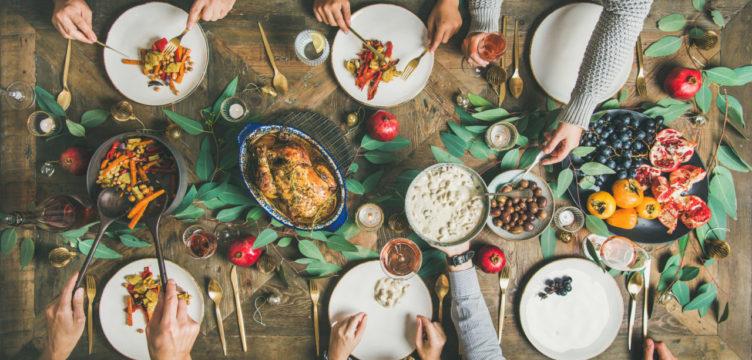 Como controlar a alimentação nas festas de fim de ano