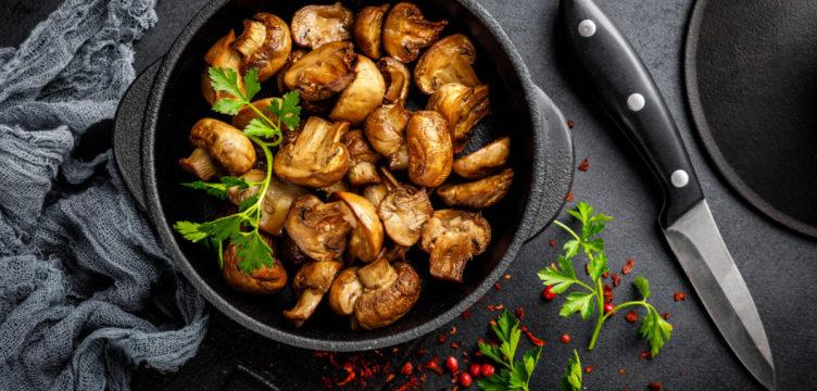 Benefícios do cogumelo para a saúde